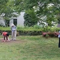 年金者組合南大津支部グランドゴルフ
