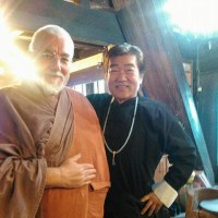 イギリス人僧侶の法話
