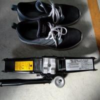 マサダ製作所 シザースジャッキ DPJ-1000DX