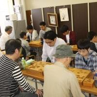 10月 所司一門将棋センターの様子