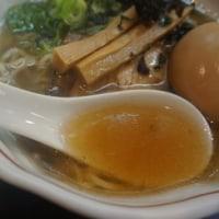 17293、294 煮干し専門勝屋、ラーメンの万里@富山 6月23日 富山では鉄板の連食ルート! 純煮干し中華そば、猪の塩ラーメン・フレンチ仕立て