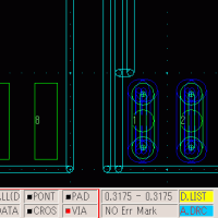 SOPのPADをパターンで擬似形状にする