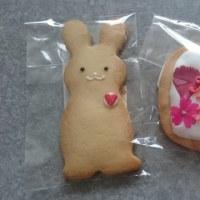 可愛いクッキー頂きました