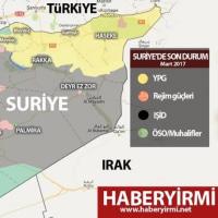 トルコは、メンビチに侵攻するかな?