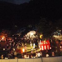 色川盆踊り大会