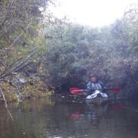 亀山湖紅葉カヤックツーリング