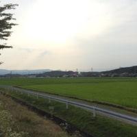 ジョギング 6/24 梅雨っぽくなってきました。