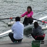 体験親子ボート教室③