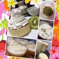 分厚いパンケーキ♡リベンジ蕗の薹味噌♡グリーンピースのご飯♡黄桃ゼリー♡黄桃ラッシー