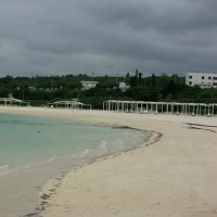 過ぎし2007年に沖縄本島、私たち三人でを遊学した旅路 第9章 乙女たちのエメラルド・ビーチ