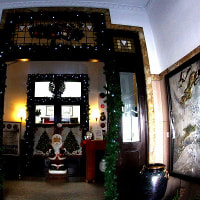 名古屋陶磁器会館「クリスマスファンタジー」