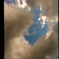 雲を撮ったら?