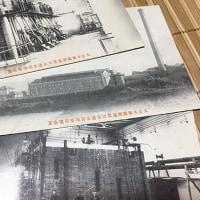 レアな遠賀川水道水源地喞筒室絵葉書と「武蔵寺と二日市温泉」企画展