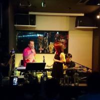 The fix @ George's Bar ライブ報告