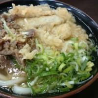 柳川市『立花うどん』の超美味い肉うどん