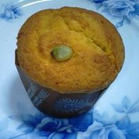 エビスカボチャのカップケーキ、久々だなぁ:D