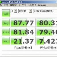 [CF-R3] IDEのノートPCに「OCZ SSD VERTEX SATA II」を内蔵してみた
