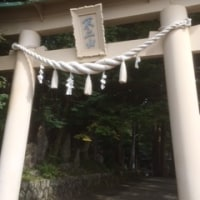 お墓参り(富士)