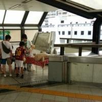 7/16 大阪京橋街頭行動の報告