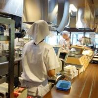 丸亀製麺のキスの天ぷら