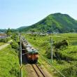 新緑の黒姫山