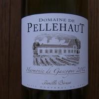 Domaine de Pellehaut Harmonie de Gascogne Blanc 2012