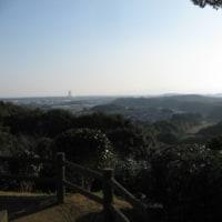 久峰運動公園からの眺め