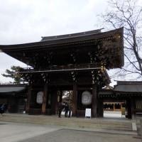 寒川神社へ行って来ました。