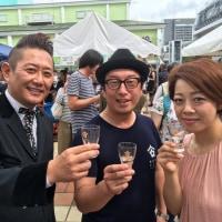 日本酒×音楽=NEXT5