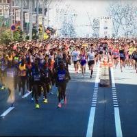 東京マラソン  2017