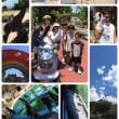 平川動物公園を満喫しました〜暑かった〜