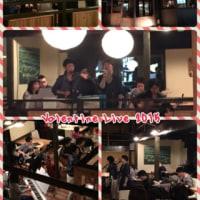Valentine Live 2015 @ 農場レストラン あんず畑から 原田店