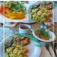⑧旅行中の食事(昼食)