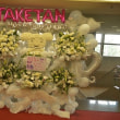 TOKYO FMホール 半蔵門にお届けの連結スタンド花