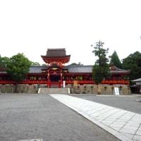 【京都】 『源氏物語』玉鬘ゆかりの地 石清水八幡宮を参拝しました♪