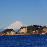 謹賀新年 2015年 富士山の写真2