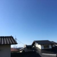 今日はいい天気です。