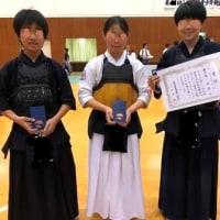 剣道の道場地区錬成大会