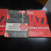 Down Beat Jazz Record Reviews