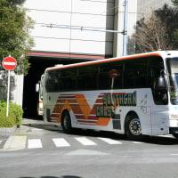 南海バス エアロバス203