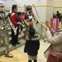 楽しいイベントへ(*´ω`*)