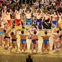 平成29年 大相撲夏場所 十二日目 両国国技館観戦