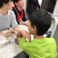 野球協議会〜肘検診〜