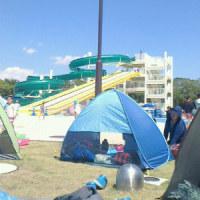 夏休みの最終日
