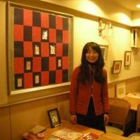 浅倉田美子先生の中美3月展です!
