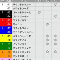 2/19【フェブラリーS[GⅠ]】[3連複]的中!予感