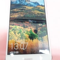 Huawei nova lite インプレッション