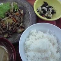 岡山市庁 食堂
