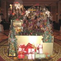 クリスマスの香港☆