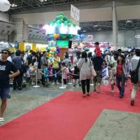 東京オモチャショーに来ました。